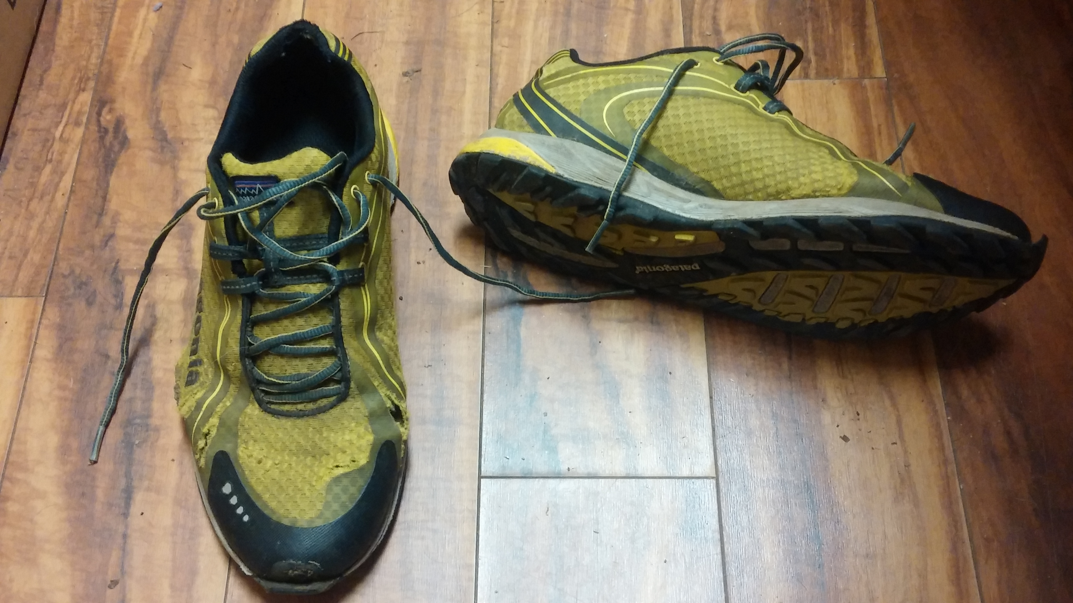 Patagonia Tsali 3.0 - retired after 577 miles